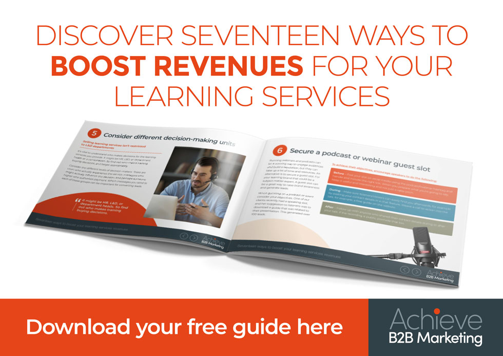 ab2bm boost learning services revenue